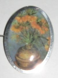 BRO 203 Vincent van Gogh Broche keizerskroon