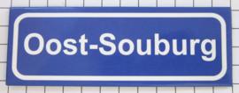 10 stuks koelkastmagneet plaatsnaambord Oost-Souburg P_ZE7.3001