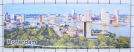 10 stuks koelkastmagneet Rotterdam  P_ZH1.0025
