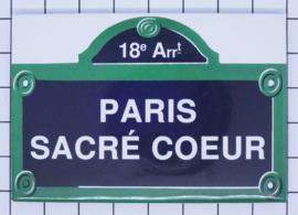 10 Magnettes Paris Mac:10.811