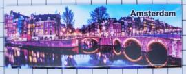 10 stuks koelkastmagneet Amsterdam  22.031