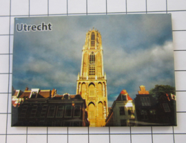 10 stuks koelkastmagneet  Utrecht  N_UT1.032