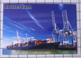 10 stuks koelkastmagneet Rotterdam N_ZH1.050