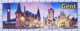 koelkastmagneten Gent P_BG2014