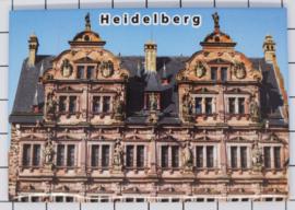 10 stuks koelkastmagneet Heidelberg N_DH016