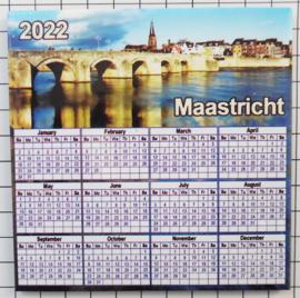 10 stuks Mega koelkastmagneet Maastricht MEGA_V_LI1.004