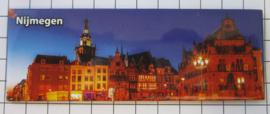 10 stuks koelkastmagneet Nijmegen  P_GE1.0008