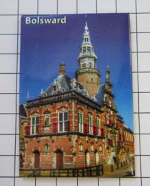 10 stuks koelkastmagneet  Bolsward  N_FR6.002