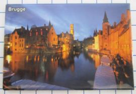 koelkastmagneten Brugge N_BB115