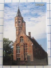 koelkastmagneten Brugge N_BB107