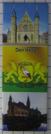10 stuks  koelkastmagneet Den Haag Holland  P_ZH3.0013