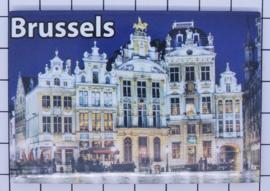 koelkastmagneet Brussels N_BX014