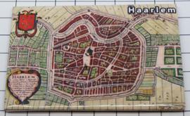 10 stuks koelkastmagneet  Haarlem N_NH5.012