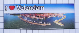 10 stuks koelkastmagneet  Volendam holland P_NH4.0028