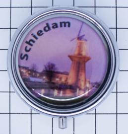 PIL_ZH8.001  pillendoosje Schiedam
