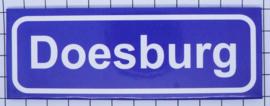 10 stuks koelkastmagneet Doesburg P_GE7.0001
