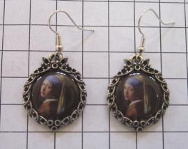 OOR 309 oorbellen meisje met de parel, Vermeer