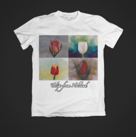T-shirt Tulips from holland uitverkocht