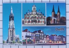 10 stuks koelkastmagneet Holland N_ZH5.018