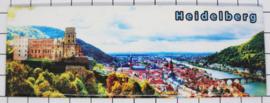 10 stuks koelkastmagneet Heidelberg P_DH0016