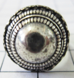 ring zeeuwse knop zonder kleine bolletjes ZKR302