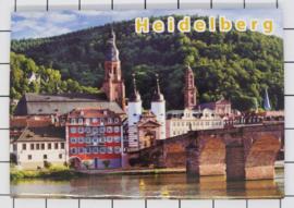 10 stuks koelkastmagneet Heidelberg N_DH007