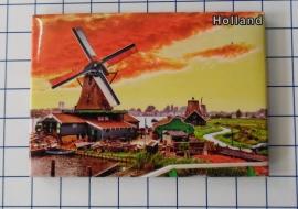 10 stuks koelkastmagneet  Holland 20.247