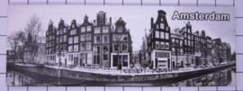 10 stuks koelkastmagneet Amsterdam  22.022