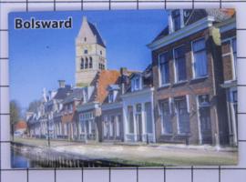 10 stuks koelkastmagneet  Bolsward  N_FR6.005