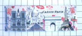 10 Magnettes Paris Mac:11.720