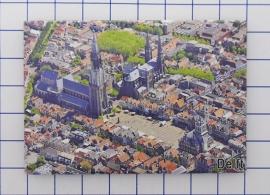 10 stuks koelkastmagneet Delft N_ZH5.003