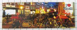 10 stuks koelkastmagneet  Utrecht P_UT1.0012