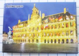 koelkastmagneten Antwerpen N_BA009