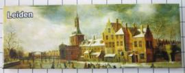10 stuks koelkastmagneet Leiden P_ZH6.0003