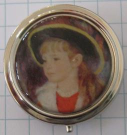 PIL 128 pillendoosje schilderij Renoir