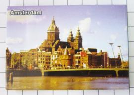 10 stuks koelkastmagneet Amsterdam  MAC:19.009
