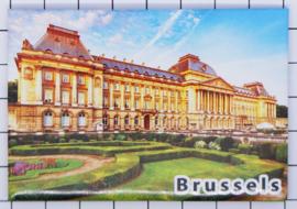 koelkastmagneet Brussels N_BX044