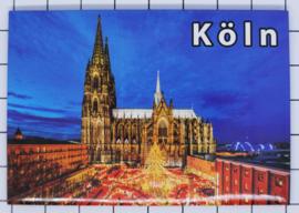 10 stuks koelkastmagneet Köln N_DK001