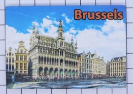 koelkastmagneet Brussels N_BX024