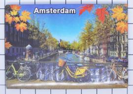 10 stuks koelkastmagneet Amsterdam  18.976
