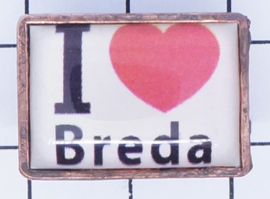 PIN_NB4.001 pin I love Breda