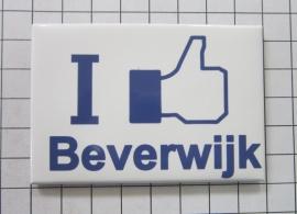 10 stuks koelkastmagneet I like  Beverwijk N_NH7.502