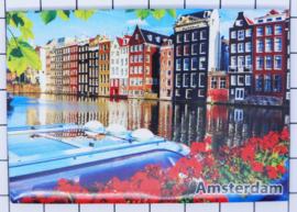 10 stuks koelkastmagneet Amsterdam  18.985