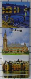 10 stuks  koelkastmagneet Den Haag Holland  P_ZH3.0014