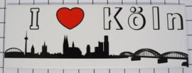 10 stuks koelkastmagneet Köln P_DK0001