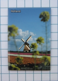 10 stuks  koelkastmagneet Holland   MAC:20.121