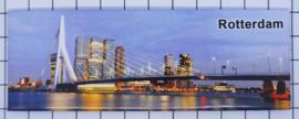 10 stuks koelkastmagneet Rotterdam  P_ZH1.0030