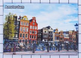 10 stuks koelkastmagneet Amsterdam 19.020