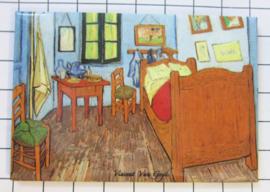 10 stuks koelkastmagneet Van Gogh   MAC:20.406
