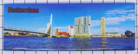 10 stuks koelkastmagneet Rotterdam  P_ZH1.0018